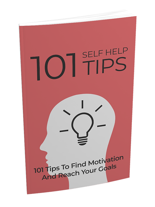101 Tips to Find Motivation and Reach Your Goals