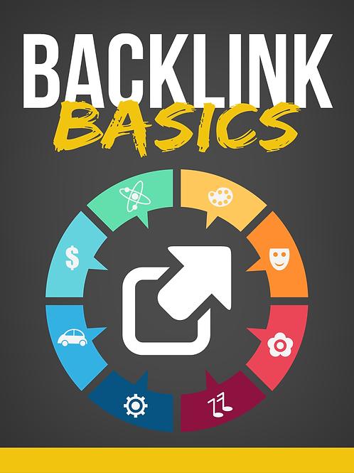 Backlink Basics For Your Business