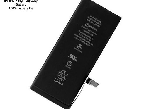 Replacement Internal Battery For Apple iPhone 7 1960 mAh