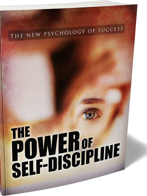 The Power Of Self-Discipline Video Upgrade