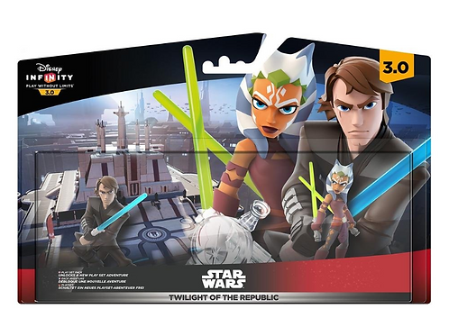 Disney Infinity 3.0 Star Wars Starter Pack Twilight Of The Republic Anakin
