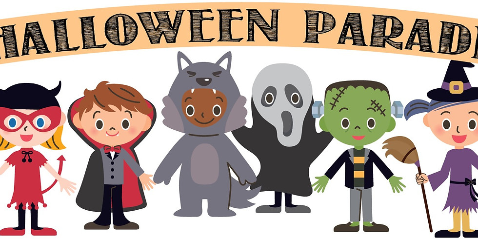 Hooker Halloween Parade