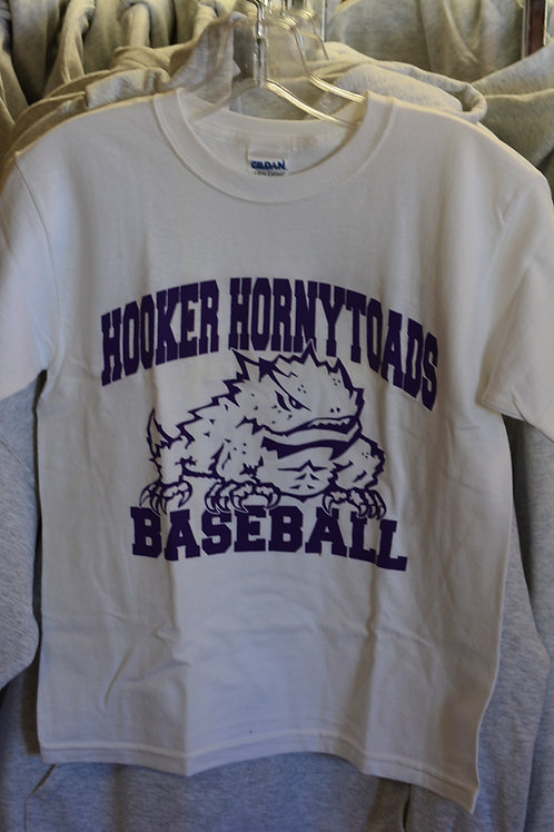 Horny Toad Baseball-Jack Goosen