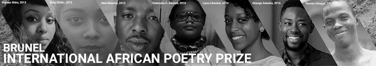 Brunel African Poetry Prize