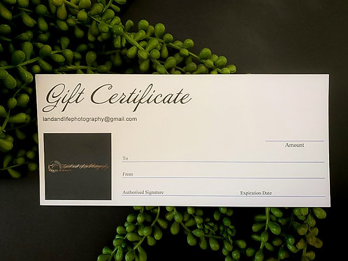Gift Voucher - Maternity Session