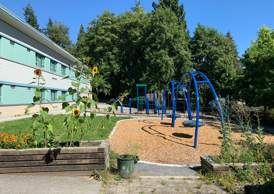 Kid's Playgrounds North Vancouver Upper