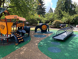 Delbrook Park Playground