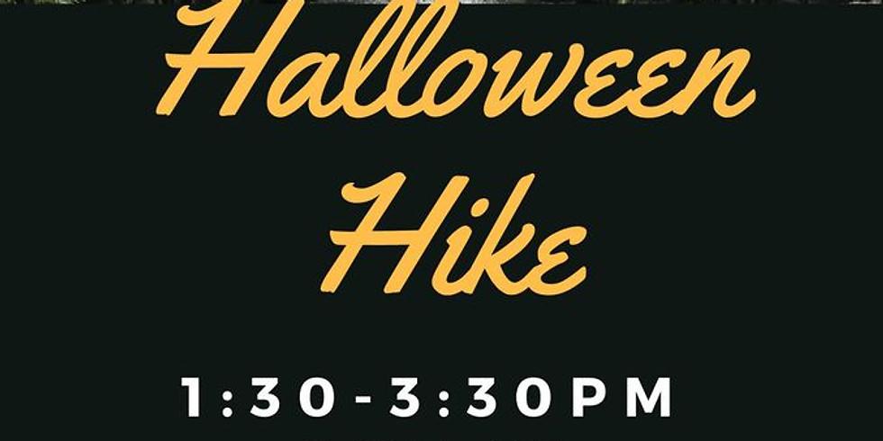 Hiking Club Halloween Hike