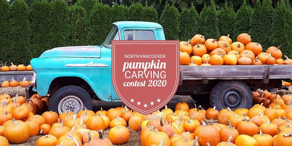 North Van Pumpkin Carving Contest 2020