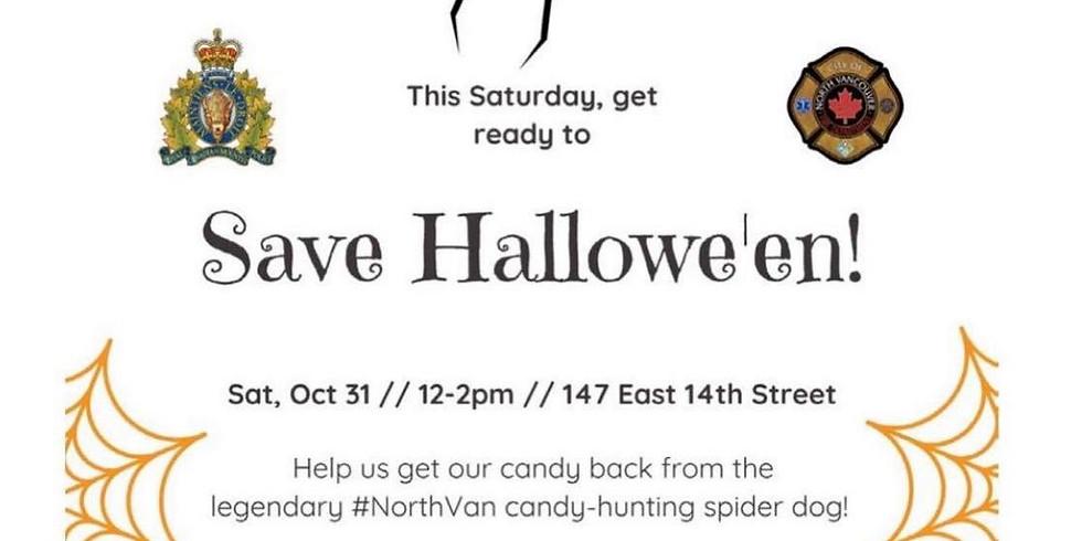Save Halloween!