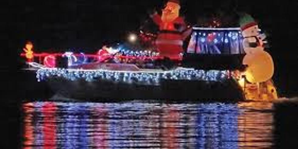 Deep Cove Christmas Ships