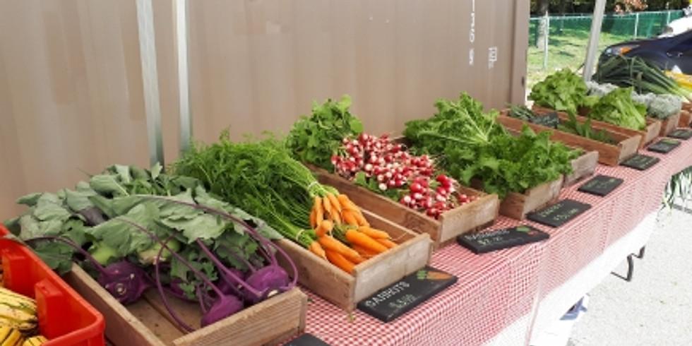 Saturday Loutet Farm Community Market
