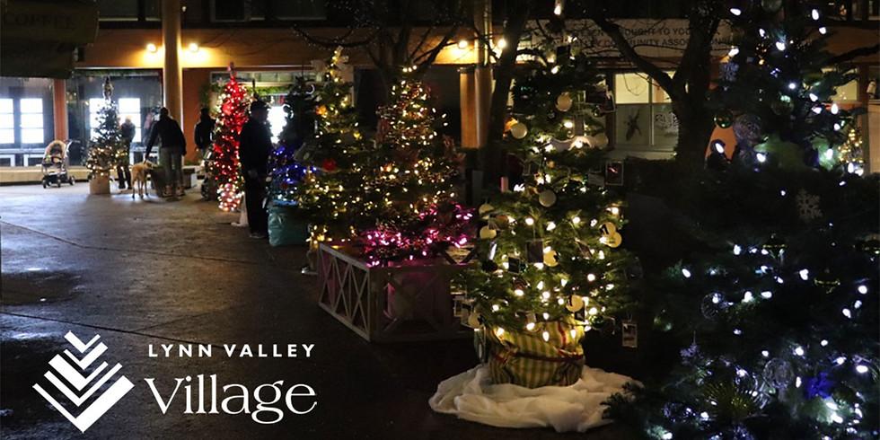Parade of Christmas Trees