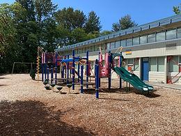 Ecole Cleveland Elementary School Playground