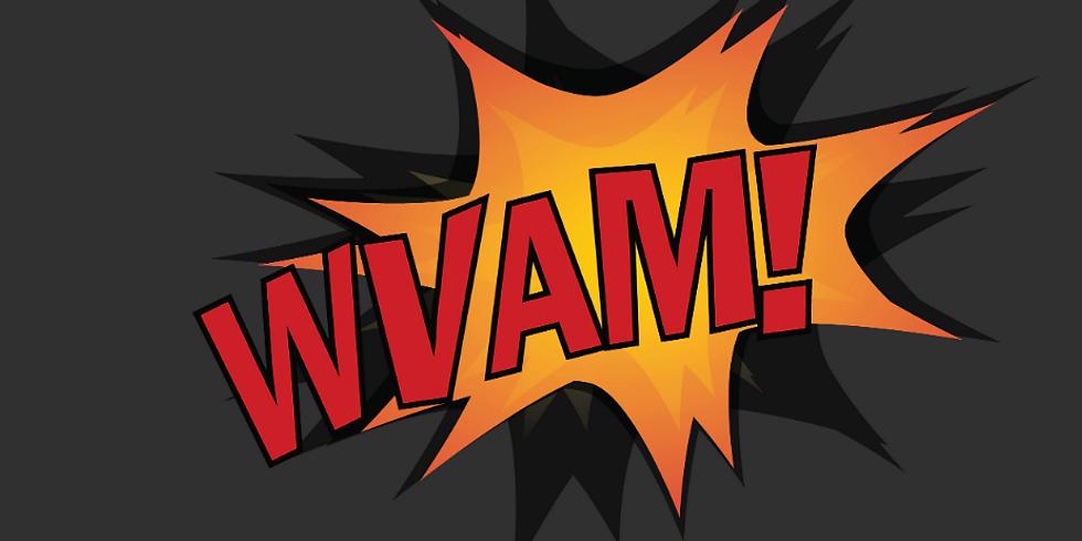 WVAM! Drop-In Family Art Projects