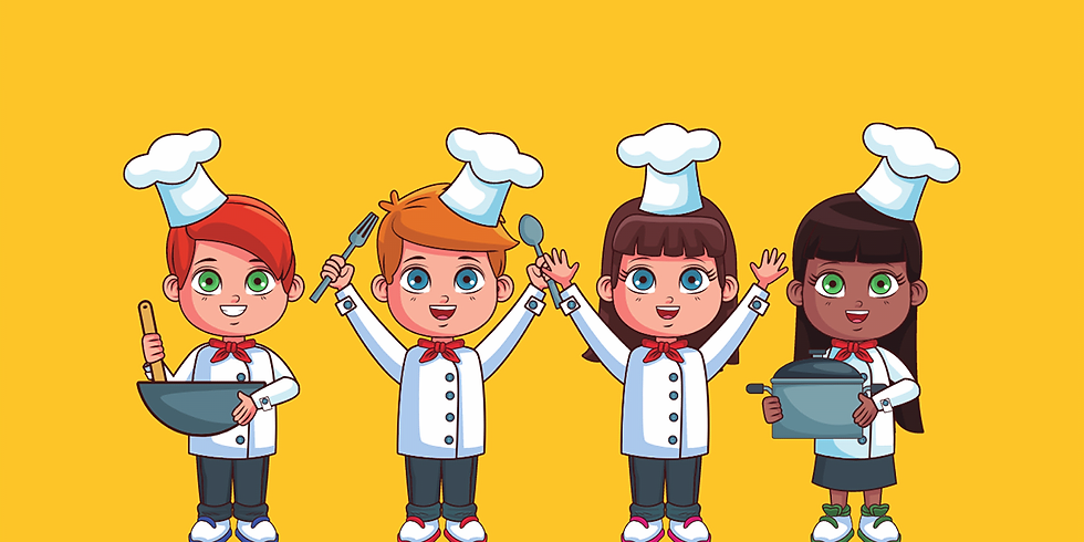 Young Chefs: Kids Cooking the Books