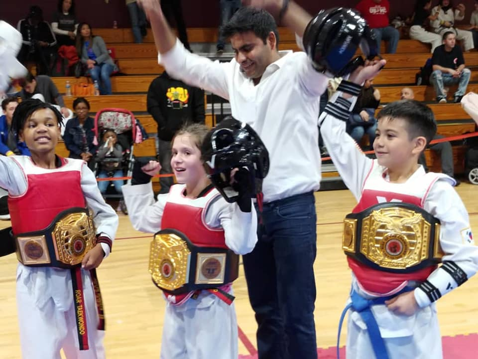 Sparring Champs