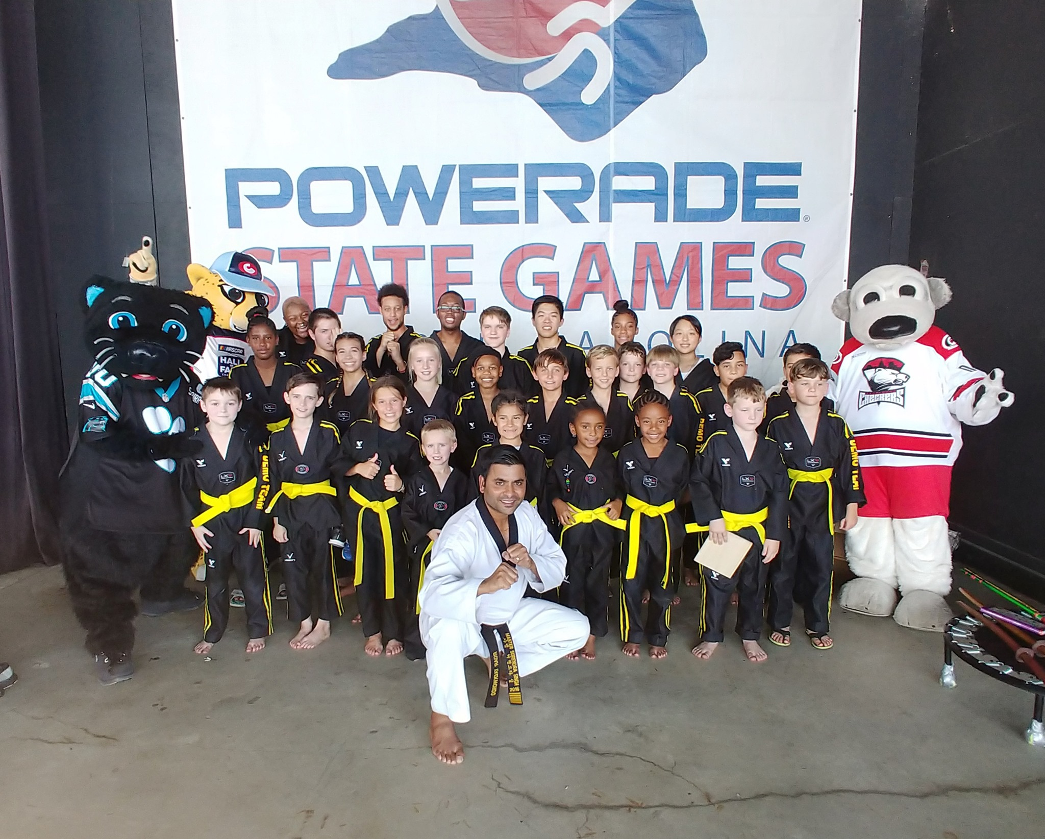Powerade State Games 2019