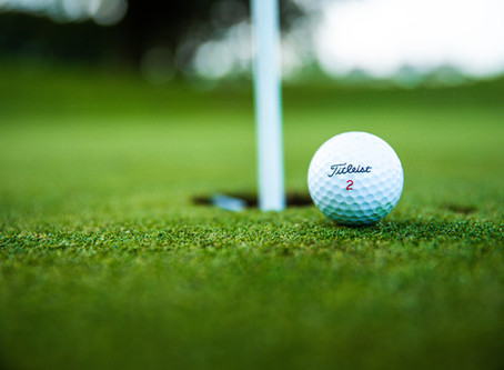 From Professional Golfer To Esteemed Businessman: There's Always Room For Improvement