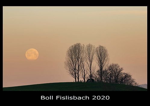 Kalender Boll Fislisbach A4