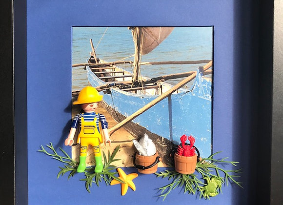 Le pêcheur breton