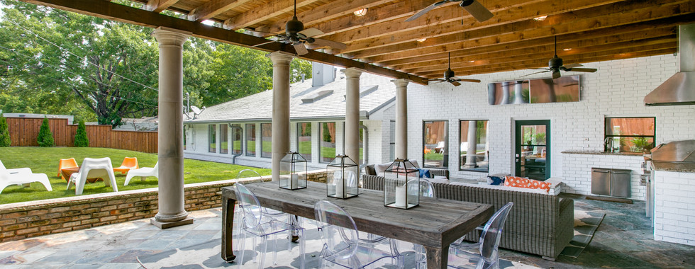 Covered Patio Dining