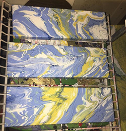 This triptych is now homed in its final