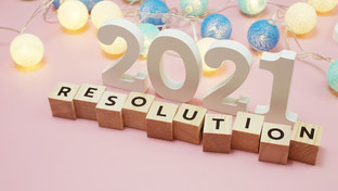 LES TROIS RÉSOLUTIONS POUR 2021