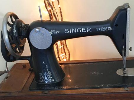 Restoring A 1920's Singer Sewing Machine