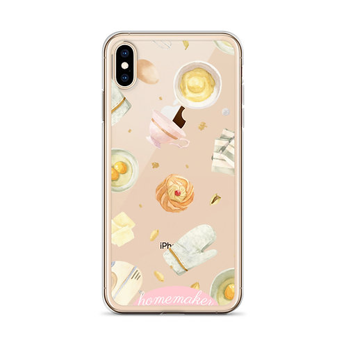 Homemaker iPhone Case