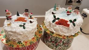 Traditional Christmas Fruit Cake Recipe