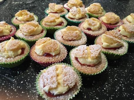 Bake Off Tuesdays: Fairy Cakes