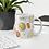 Thumbnail: No place like home glossy mug
