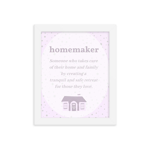 The meaning of a homemaker download