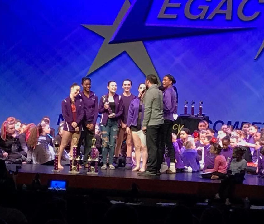Legacy Competition 2017