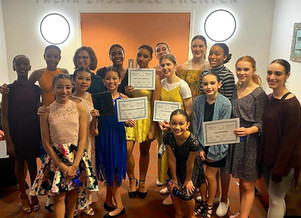 TPDA dancers win big at YAGP