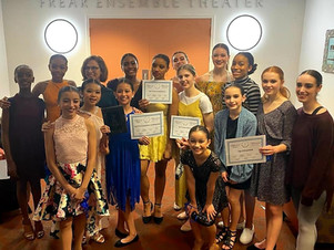 TPDA dancers win big at YAGP