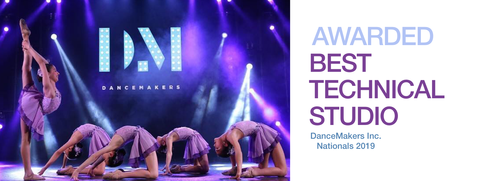 Best Technical Studio 2019 DanceMakers Nationals