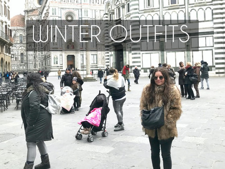 What I Wore in Italy in January