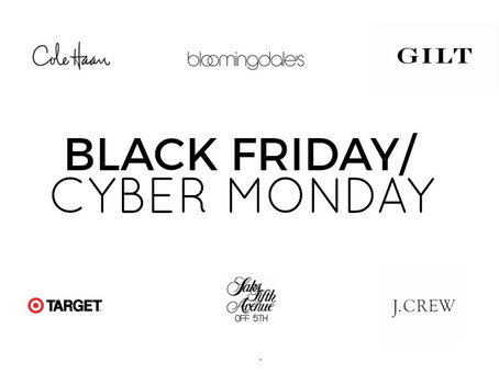 Black Friday/Cyber Monday Deals 2017