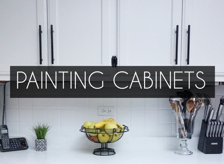 How I Painted My Cabinets Without Sanding (+ VIDEO)