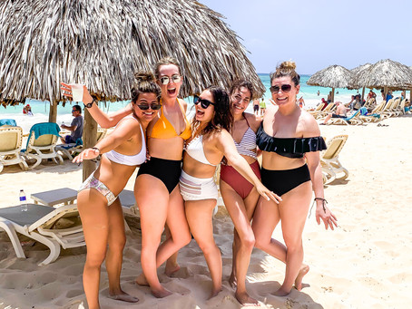 My Bachelorette Party in Punta Cana