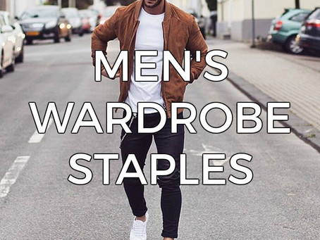 Timeless Pieces To Buy: Men's Edition (all under $100)
