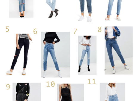 Ela's Gift Guide: Jeans