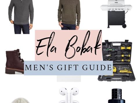 Ela's Gift Guide: For The Men 2019