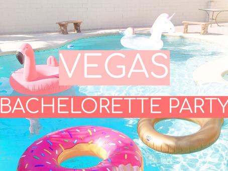 Travel Diaries: Vegas Bachelorette Party