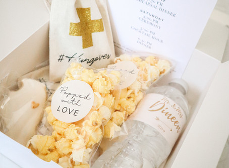 My Wedding Welcome Boxes