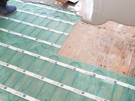 All About Our Heated Floors