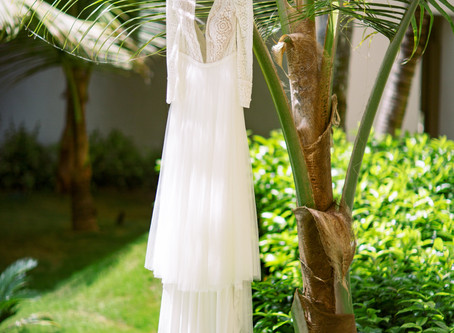 Wedding Week Outfits (Including THE DRESS)
