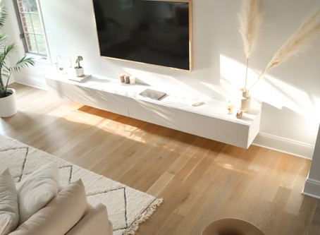 All About Our Wood Floors